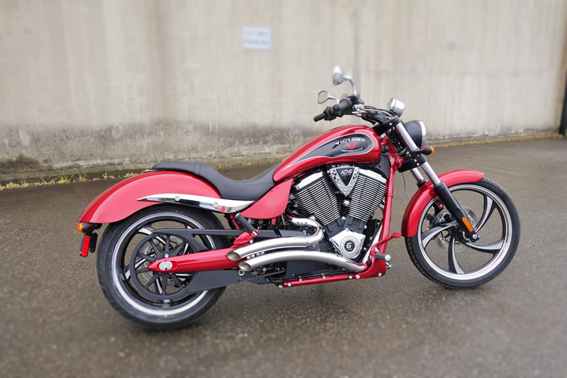 RPW USA, Custom Motorcycle Exhaust, Indian, Victory, Polaris